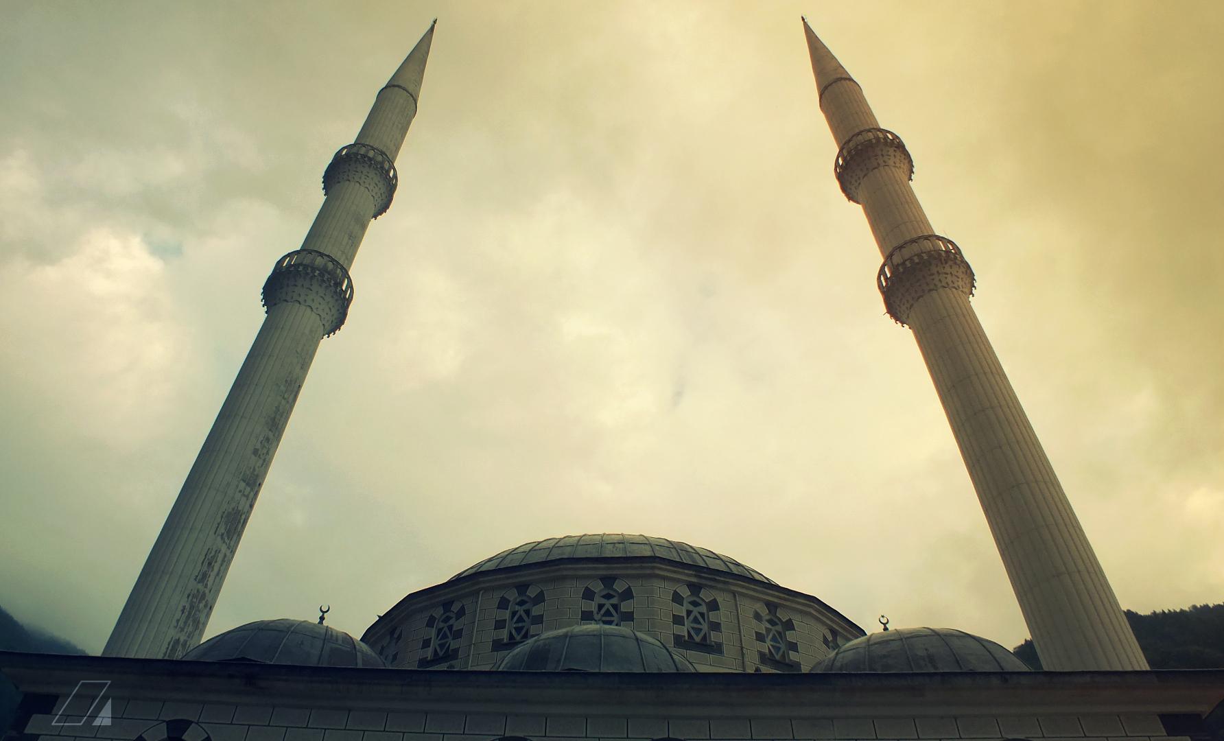 Uzungöl Mosque