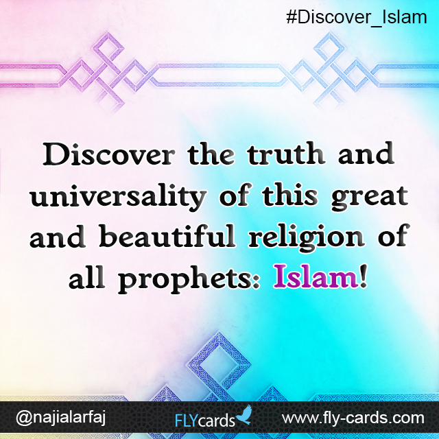 discover the truth and universality...