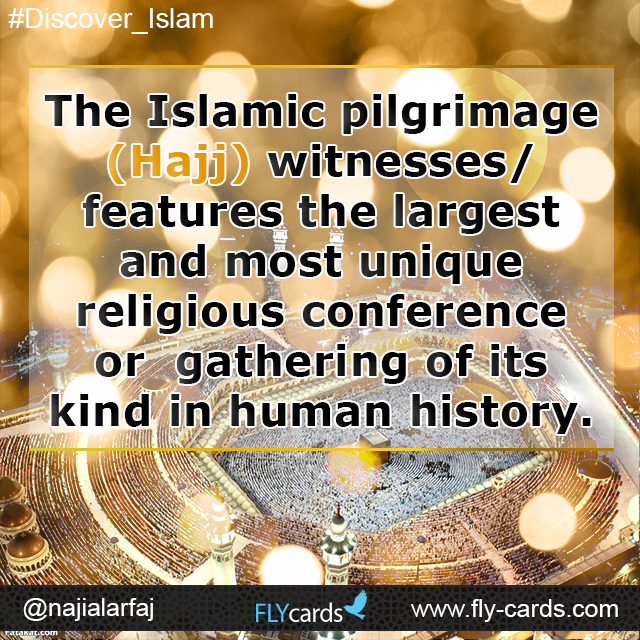 the islamic pilgramage (hajj) witnesses
