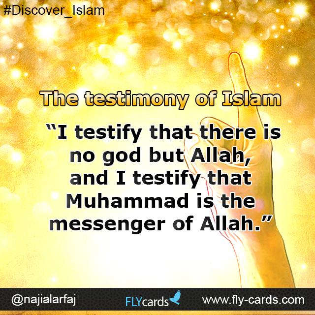 The Testimony of Islam