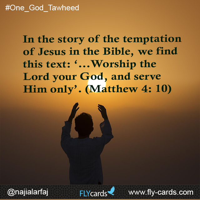 in the story of the temptation of jesus in the Bible