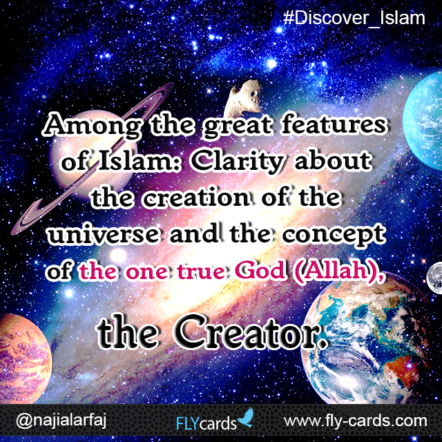 Among the Great Features of Islam