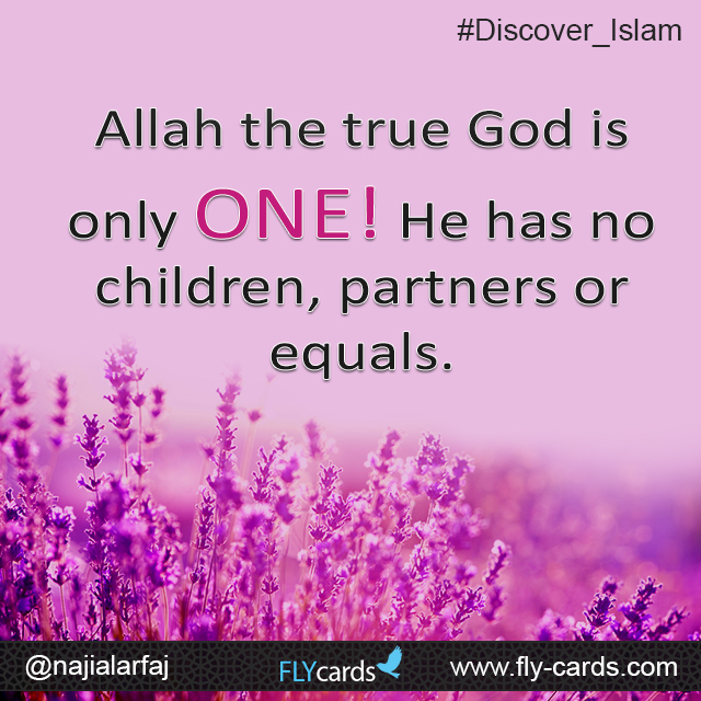 Allah is only one