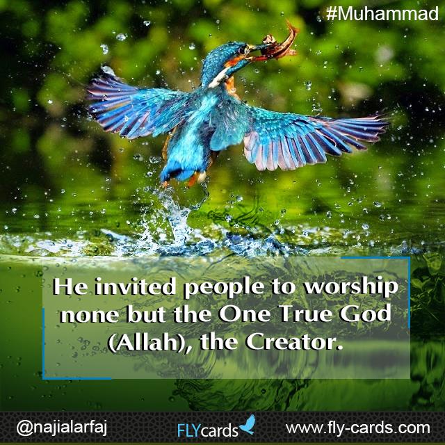 Prophet Muhmmad