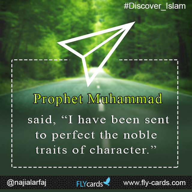 to perfect the noble traits of character