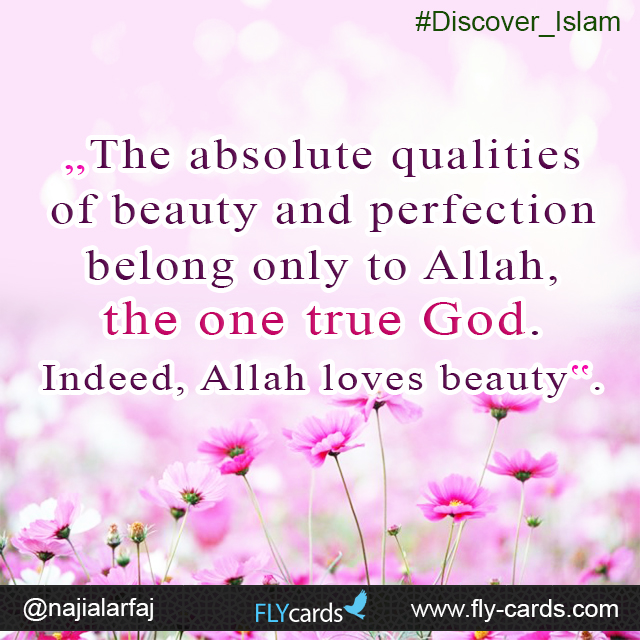 The absolute qualities of beauty
