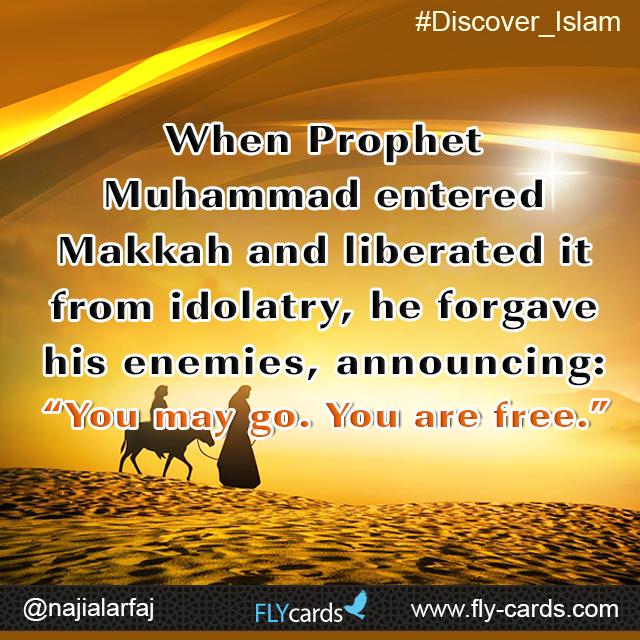 When Muhammad Entered Makkah